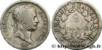2 francs Napoléon Ier tête laurée, Empir 1...