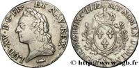 Écu dit  à la vieille tête  1772  LOUIS XV...
