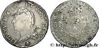 """Écu dit """"à la vieille tête"""" 1771  LOUIS XV..."""