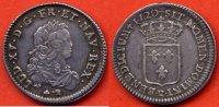 1720 R LOUIS XV LOUIS XV 1715-1774 1/3 ECU DE FRANCE COURS LEGAL 3 LIV... 380,00 EUR  +  15,00 EUR shipping