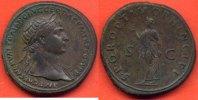 98-117  n. Chr. TRAJAN TRAJAN 98-117 SESTERCE A/ IMP CAES NERVAE TRAIA... 2100,00 EUR  +  20,00 EUR shipping