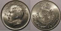 1196 Iran Iran , 20 Rials 1974, SUP+/SPL,...