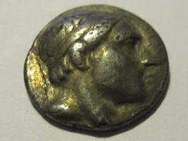Drachme 223-187 v.  Griechenland Drachme von Antiochos III. (dem Großen)  Rs. Indischer Elefant n. rechts sehr schön+