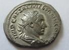 Silber-Antoninian 253 n. Chr. Rom Silber-A...
