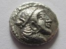 Obol 485-466 v.  Griechenland Silber-Obol ...