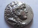 Tetradrachme 330-323 v.  Griechenland Tetr...