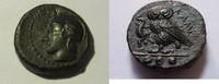 Ae-14 (Tetras) 410-405 v.  Griechenland Ae...