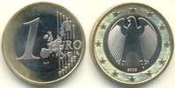 1 Euro 2005 F Deutschland Kursmünze ST