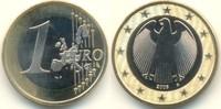 1 Euro 2005 G Deutschland Kursmünze ST