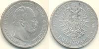 5 Mark 1876 A Deutschland - Kaiserreich Pr...
