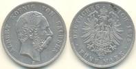 5 Mark 1875 E Deutschland - Kaiserreich Sa...