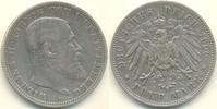 5 Mark 1900 F Deutschland - Kaiserreich Wü...