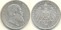 3 Mark 1912 F Deutschland - Kaiserreich Wü...