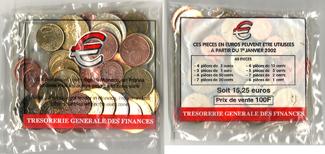 15,25 € 2001 MONACO MONACO STARTER KIT unz.