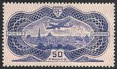 "50 F 1936 FRANCE 50 F ""Burelé"" s..."