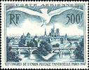 """500 F 1947 FRANCE 500 F """"12e Congrès ..."""