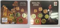 3,88 € 2008 MALTE Rare coffret MALTE BU 20...