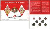 3,88 € 2009 MONACO ALBERT II BU