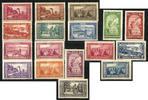 1933-37 MONACO Paysages de la Principauté...