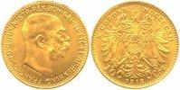 10 Kronen GOLD 1912 Österreich  prägefrisch / bankenüblich  127,00 EUR  +  10,00 EUR shipping