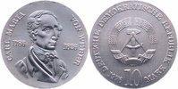 10 Mark 1976 DDR Carl Maria von Weber Stempelglanz-  39,00 EUR  +  10,00 EUR shipping