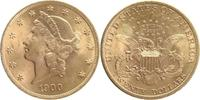 20 Dollars GOLD 1900 U.S.A. Double Eagle f...