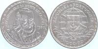 1000 Escudos Silber 1980 Porugal 400. Tode...