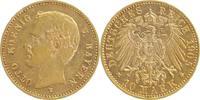 10 Mark GOLD 1905 D Bayern Otto 1886-1913 sehr schön/vorzüglich  249,00 EUR  zzgl. 6,00 EUR Versand