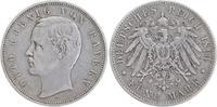 5 Mark 1894 D Bayern Otto 1886-1913 kl. RF, sehr schön  35,00 EUR  +  6,00 EUR shipping