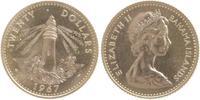 20 Dollars GOLD 1967 Bahamas Leuchtturm vorzüglich-stempelglanz  369,00 EUR  +  10,00 EUR shipping