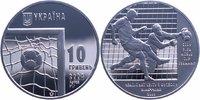 10 Hryven 2004 Ukraine Fußball-WM 2006 in ...