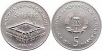 5 Mark 1990 DDR Zeughaus Berlin Stempelglanz  4,00 EUR  +  6,00 EUR shipping
