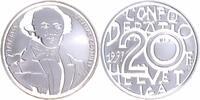 20 Franken Silber 1997 Schweiz Jeremias Go...