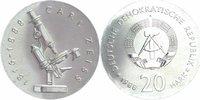 20 Mark 1988 DDR Carl Zeiss Stempelglanz