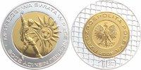 10 Zloty Silber 2006 Polen Fußball-WM in Deutschland, vergoldetes Inlay... 17,00 EUR  +  6,00 EUR shipping