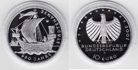 10 Euro 2006 Bundesrepublik Deutschland 650 Jahre Städtehanse Spiegelgl... 21,00 EUR  +  6,00 EUR shipping