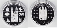 10 Euro 2005 Bundesrepublik Deutschland 1200 Jahre Magdeburg Spiegelgla... 19,00 EUR  +  6,00 EUR shipping