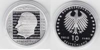 10 Euro 2010 Bundesrepublik Deutschland Konrad Zuse Spiegelglanz PP, Or... 20,00 EUR  +  6,00 EUR shipping