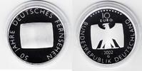 10 Euro 2002 Bundesrepublik Deutschland 50 Jahre Deutsches fernsehen Sp... 18,00 EUR  +  6,00 EUR shipping