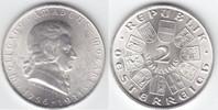 2 Schilling 1931 Österreich Mozart gutes vorzüglich / stempelglanz  13,00 EUR  +  6,00 EUR shipping
