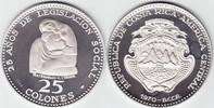 25 Colones Silber 1970 Costa Rica 'Skulptur Mutterschaft' PP minimalst ... 79,00 EUR  zzgl. 6,00 EUR Versand