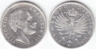 1 Lira Silber 1907 R Italien Victor Emanuel III. 1900-1946 gutes vorzüg... 79,00 EUR  +  10,00 EUR shipping