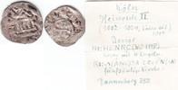 Denar o.J. Köln 'Heinrich II. 1002-1024' sehr schön, mit altem Bestimmu... 119,00 EUR  +  10,00 EUR shipping