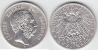 2 Mark 1901 E Sachsen Albert 1873-1902 sehr schön  59,00 EUR  +  10,00 EUR shipping