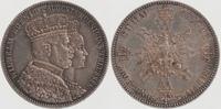 Krönungstaler 1861 Brandenburg-Preussen Wilhelm I. 1861-1888 fast vorzü... 33,00 EUR  +  6,00 EUR shipping