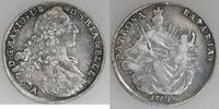Madonnentaler 1770 A Bayern Maximilian III. Joseph 1745-1777 sehr schön  59,00 EUR  +  10,00 EUR shipping