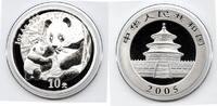10 Yuan Silberunze 2005 China Pandabär Stempelglanz  69,00 EUR  +  10,00 EUR shipping