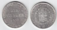 Taler 1837 Hessen-Kassel 'Kurfürst Wilhelm II. und Friedrich Wilhelm 18... 53,00 EUR  +  10,00 EUR shipping