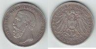 5 Mark 1899 G Baden Friedrich I. 1856-1907 kl. RF, sehr schön  66,00 EUR  zzgl. 6,00 EUR Versand