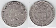 Taler 1842 Hessen-Kassel 'Kurfürst Wilhelm II. und Friedrich Wilhelm 18... 66,00 EUR  +  10,00 EUR shipping